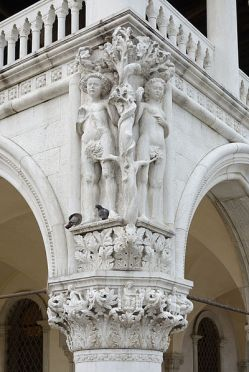 Adam_and_Eve_on_Doges_Palace_in_Venice